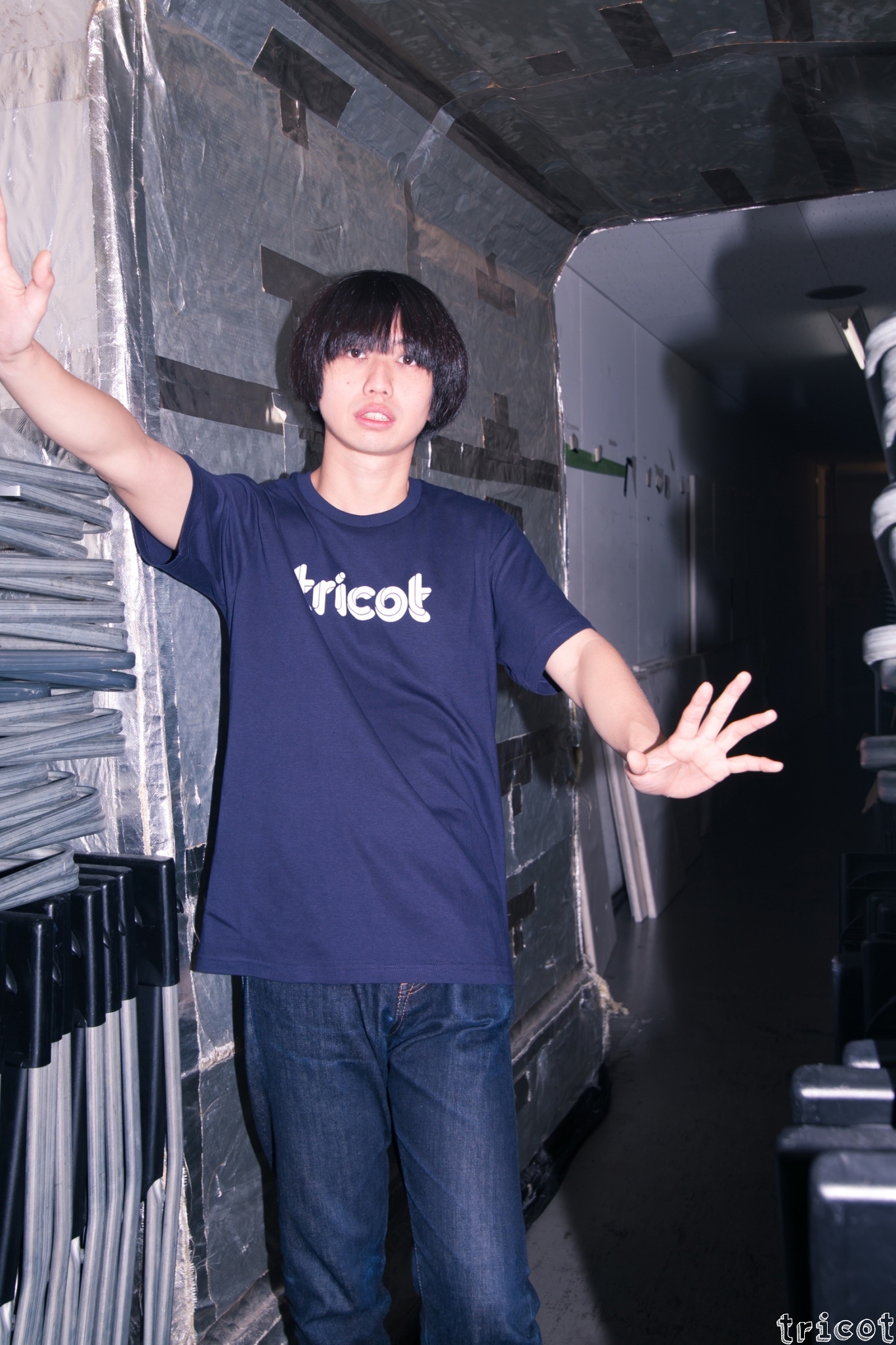 tricot / 8902 Tシャツ